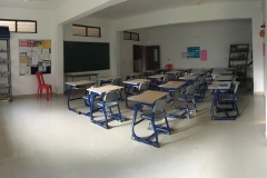 Fully equipped learning center